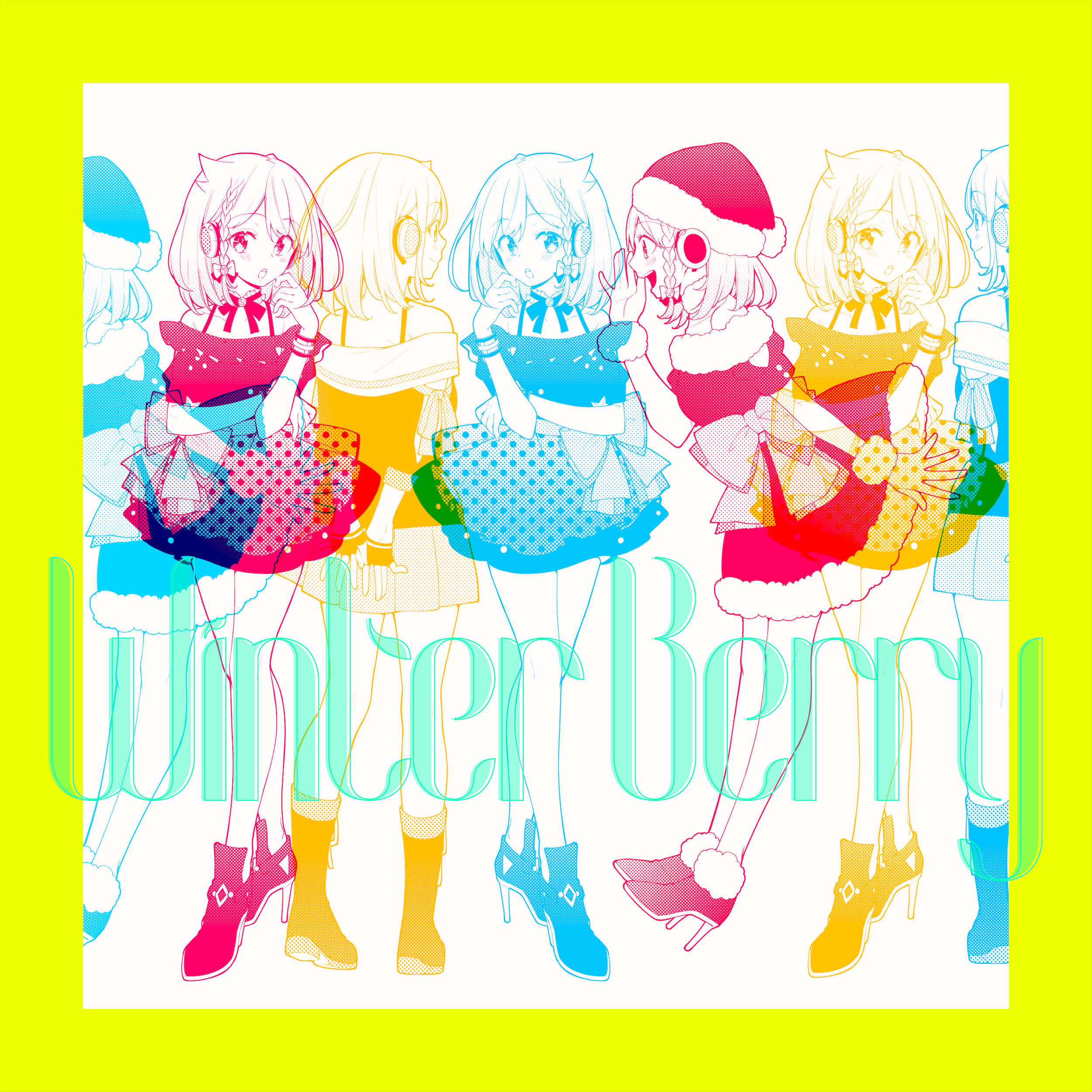 バーチャルシンガー|vsinger|YuNi|Winter Berry