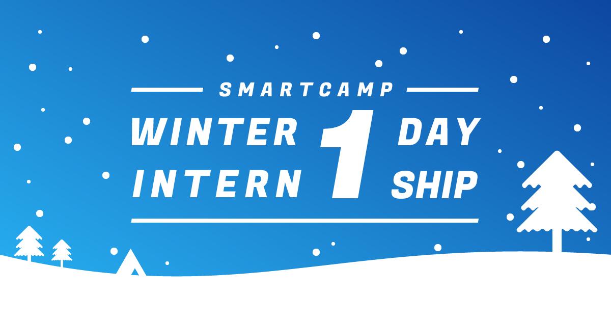 WINTER 1DAY INTERNSHIP - SMARTCAMP