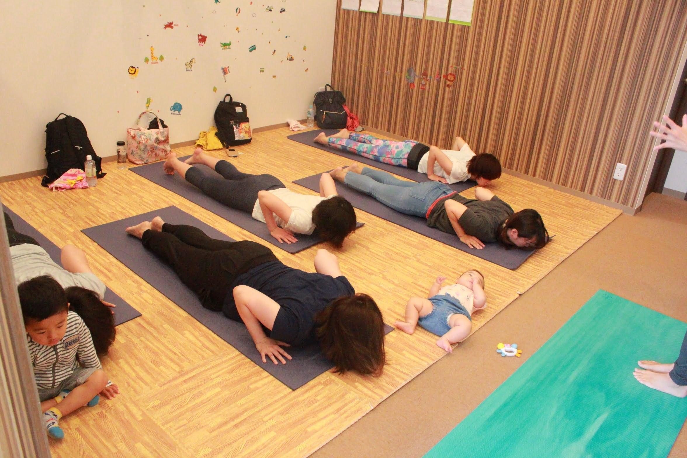 Nino yogaの画像