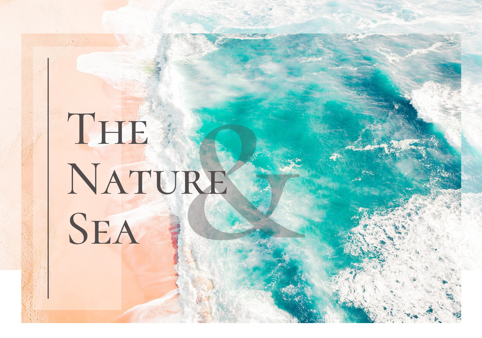 THE NATURE & SEA