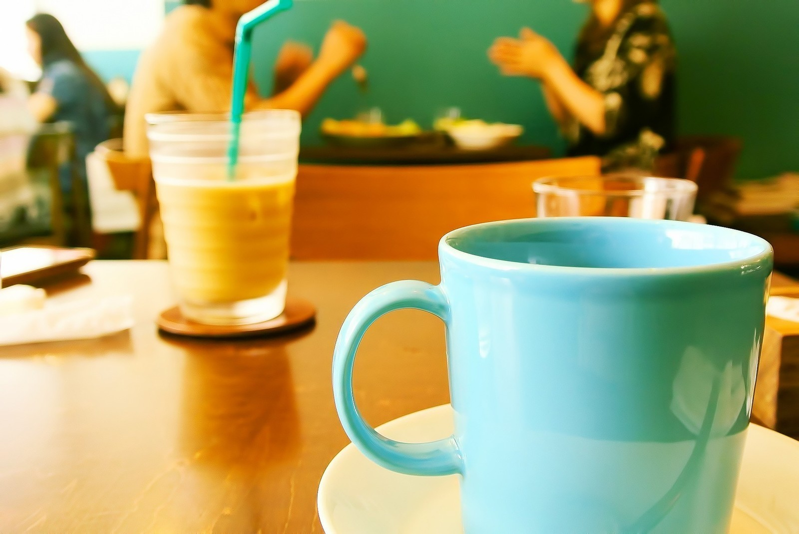 カフェ マッチング