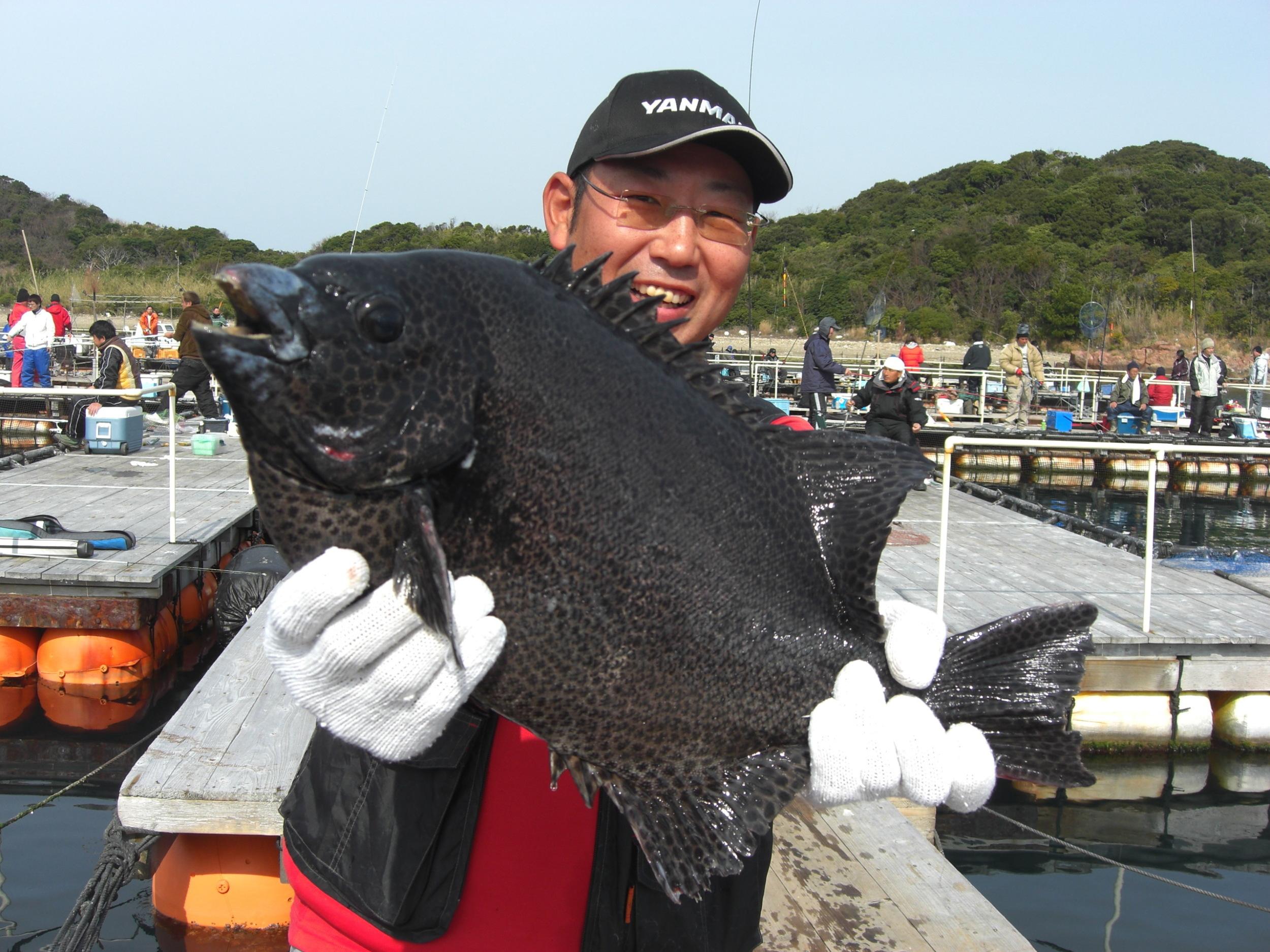 釣り堀 紀州