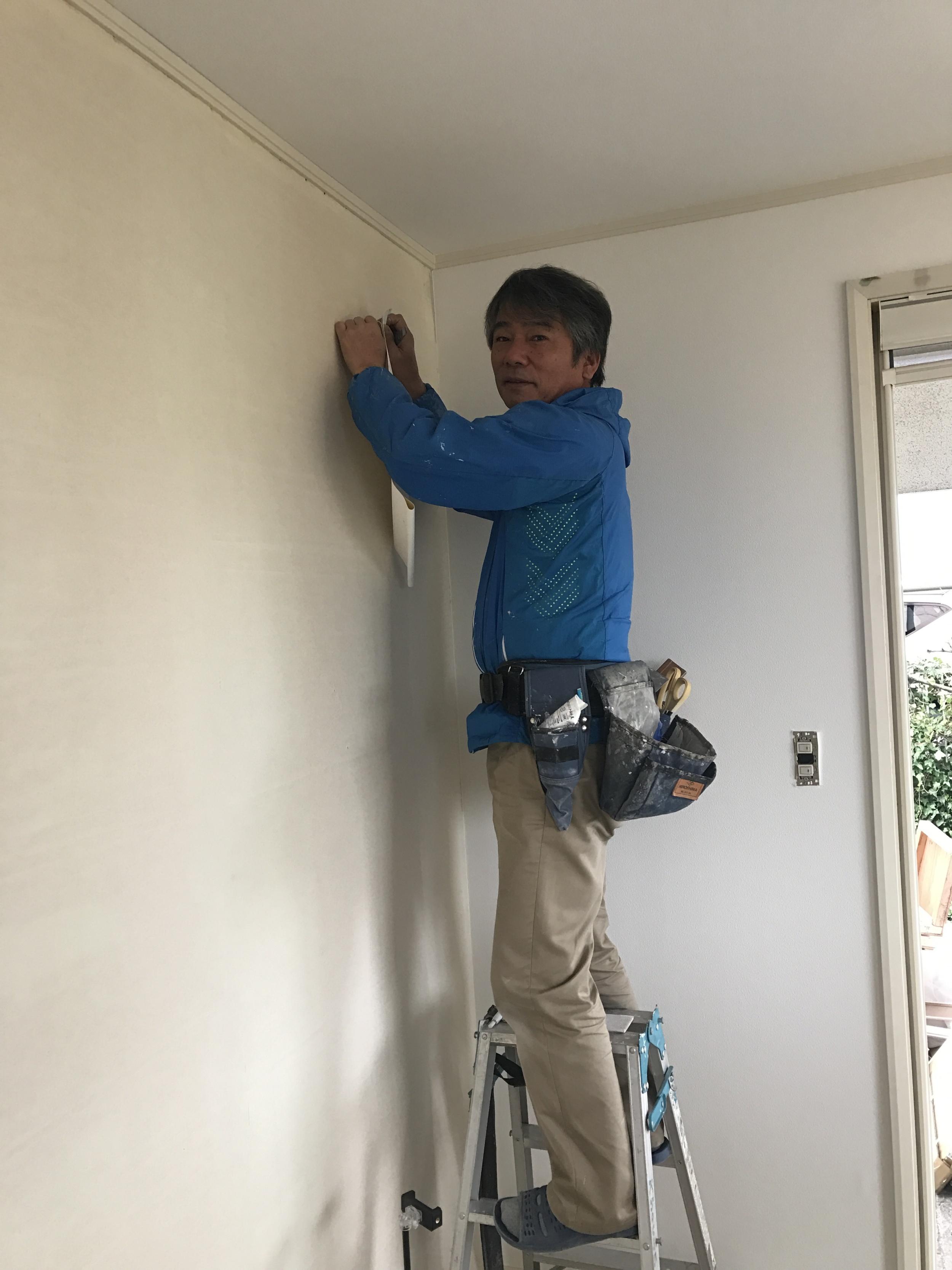 京都 奈良の壁紙クロス張替えは職人直で安いだけでなく仕上がりにも
