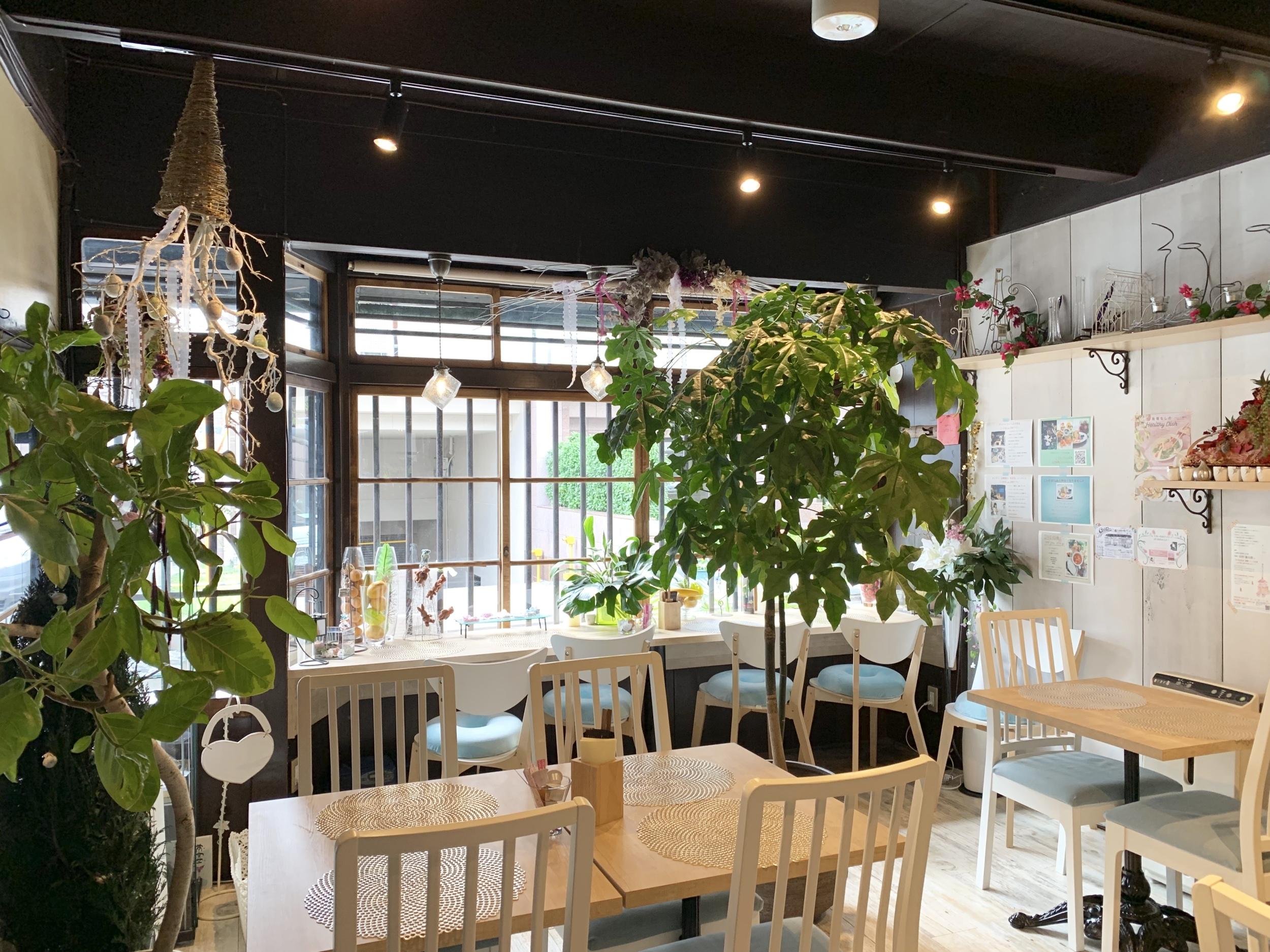 京町家サロンこいやまCafe