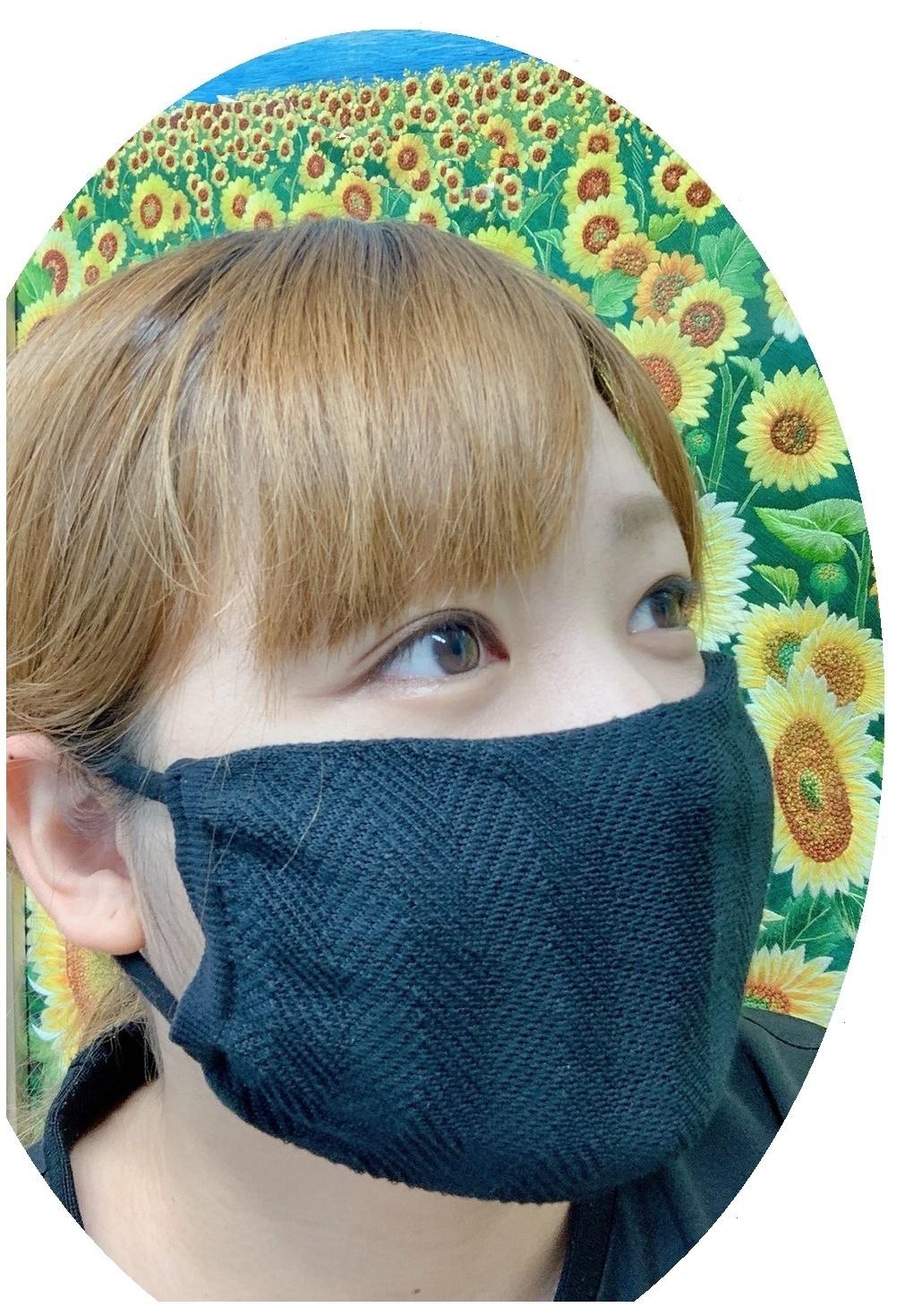 マスク イイダ 靴下