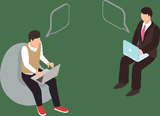 JMAMのオンライン研修(公開セミナー)は対話型を重視します
