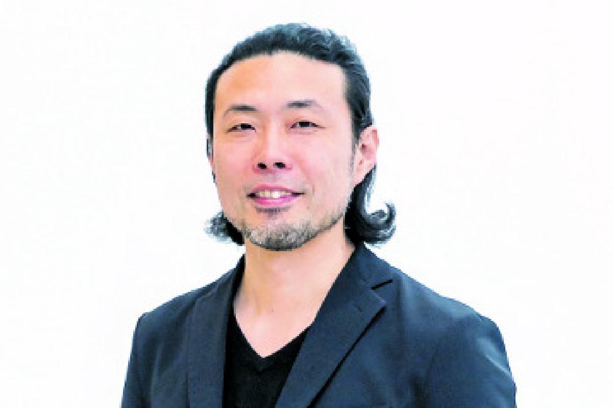 前田 鎌利氏(なまえだ かまり)氏