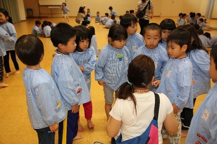 園 香 幼稚園 櫨