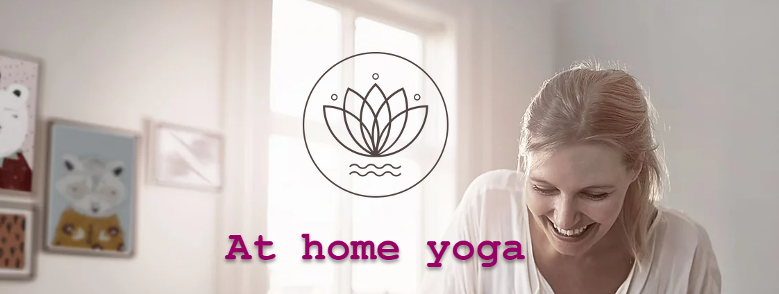 at home yoga