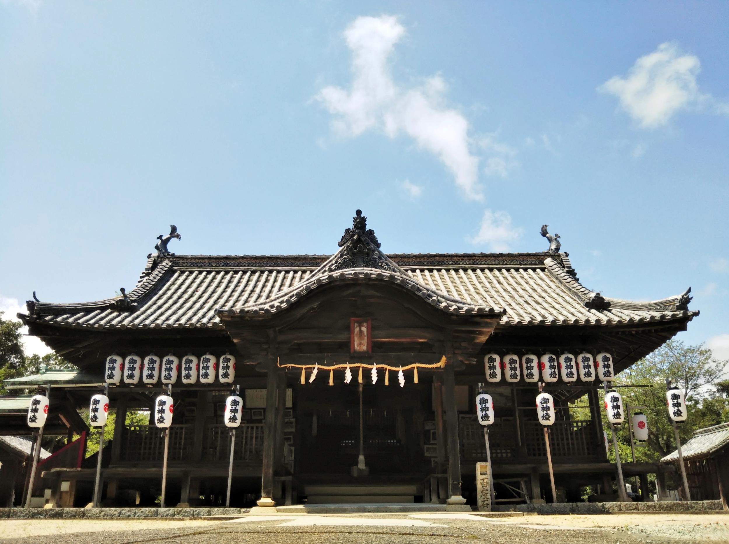 小豆島 内海八幡神社 公式サイト