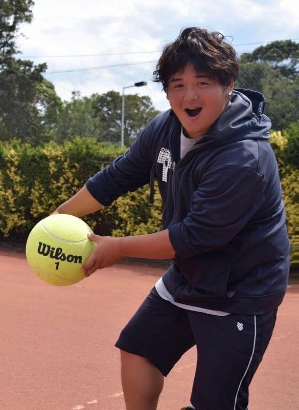テニス メルボルン